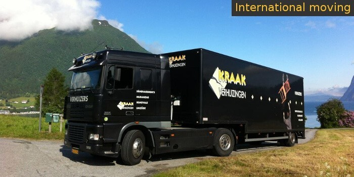 Kraak international moving